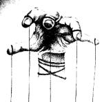mano marioneta