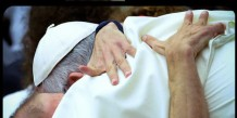 Papa Francisco y enfermos